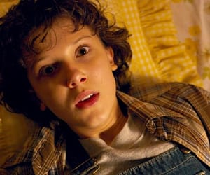stranger things, millie bobby brown, and aesthetic image