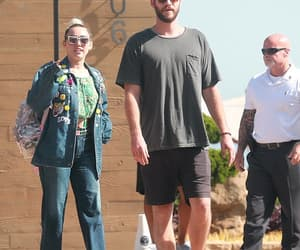 @mileycyrus and @liamhemsworth image