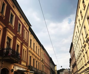 architecture, holidays, and Krakow image