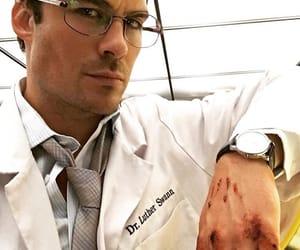 doctor, ian somerhalder, and vwars image