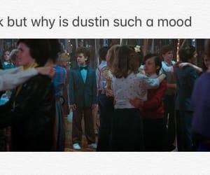 dustin, meme, and snow ball image