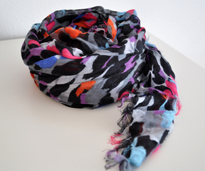accessories, fashion, and scarf image