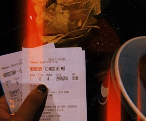 cinema, food, and horror image