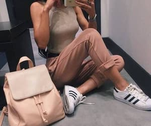 fashion, girls, and cute image