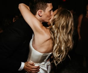 boyfriend, kiss, and cutestcouple image