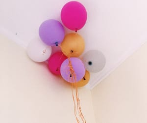 balloons, colors, and photos image