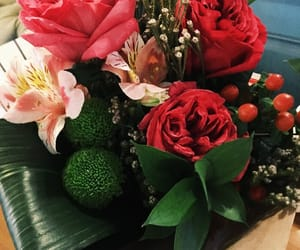 7, bouquet, and flowers image