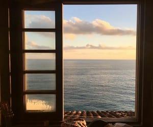 beautiful, sky, and ocean image