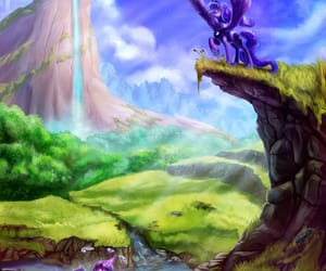 beautiful, MLP, and my little pony image