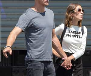 alexa chung, alexander skarsgard, and couple image