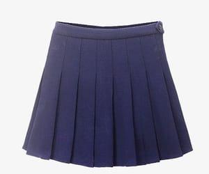 aesthetic, uniform, and tennis skirt image