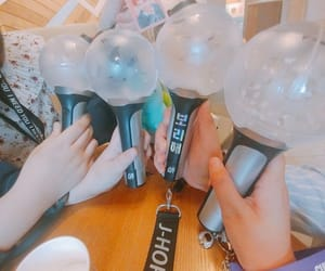 bts, army bomb, and army goals image