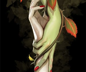 harley quinn and poison ivy image
