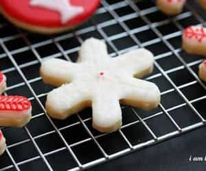 christmas, Cookies, and recipe image