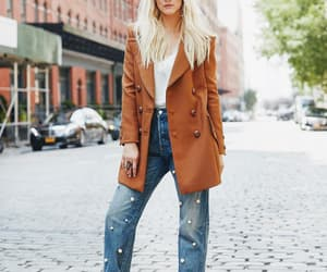 ashlee simpson, nyc, and blonde hair image