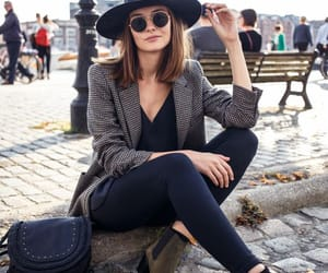 ankle boots, fall, and style image
