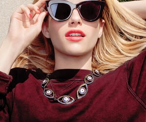 emma roberts, pretty, and girl image