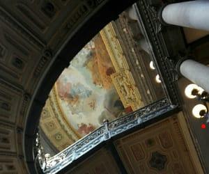 art, escaleras, and farol image