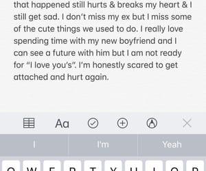 boyfriend, heartbreak, and Relationship image