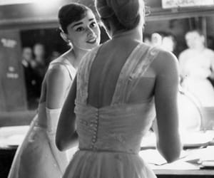 audrey hepburn, grace kelly, and vintage image