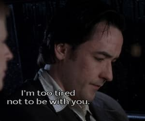 john cusack, high fidelity, and quote image