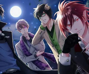 otome game, my devil lovers, and devil lovers image