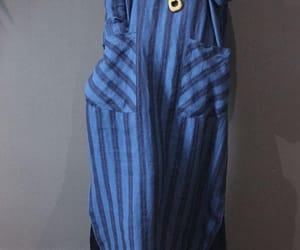 etsy, long dress, and maternity dress image