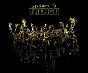 trench, yellow, and tøp image