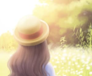 Enakei, sunny day, and lovely girl image