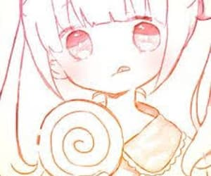 anime, cute, and icon image