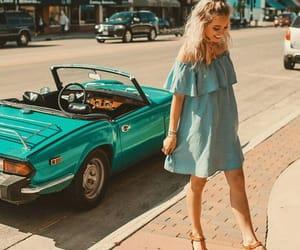 convertible, grunge, and denim dress image