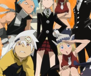 anime, soul, and black star image