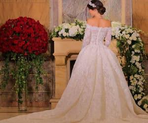 beautiful, wedding, and big day image