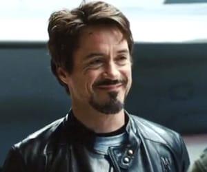 icon, iron man, and Marvel image