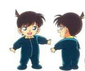 anime, boy, and conan image