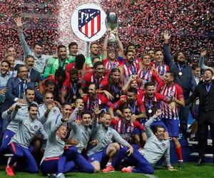 final, atletico de madrid, and footbal image
