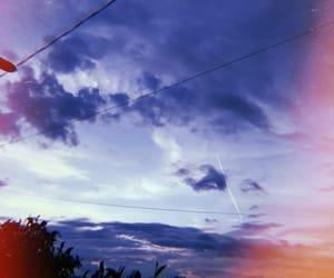 bianco, blu, and cielo image