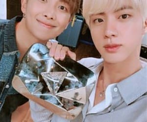 eyes, jin, and bts image