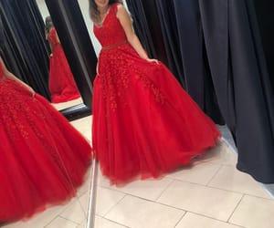 dress, happy, and princess image