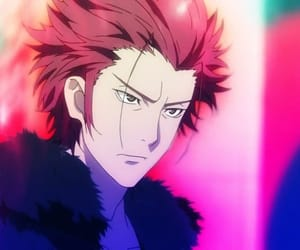 anime, k project, and gif image