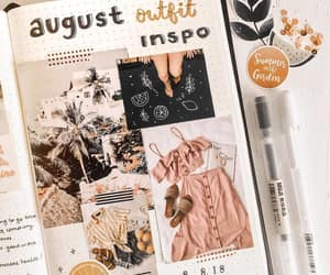 August, fashion, and inspo image