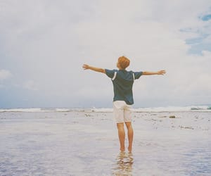beautiful, landscape, and jimin image
