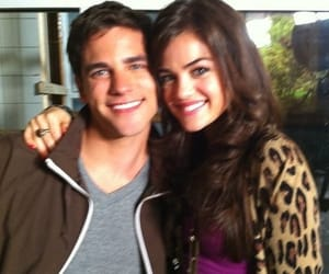 pll, aria montgomery, and noel kahn image