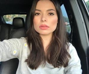 carly, miranda, and car selfie image