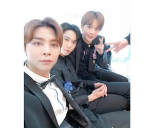 johnny, doyoung, and nct 127 image