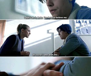 believe, riverdale, and quotes image
