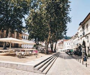 cobblestone, europe, and Plaza image