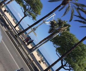 beach, Hot, and restaurants image