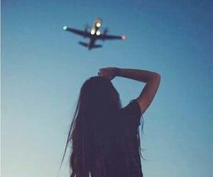 airplane, copenhagen, and mostar image