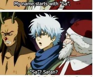 anime, christmas, and funny image